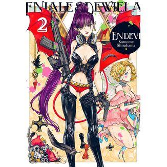 Endevi #02 Manga Oficial Milky Way Ediciones