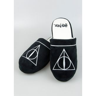 Deathly Hallows Slippers Harry Potter