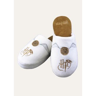 Golden Snitch Slippers Harry Potter
