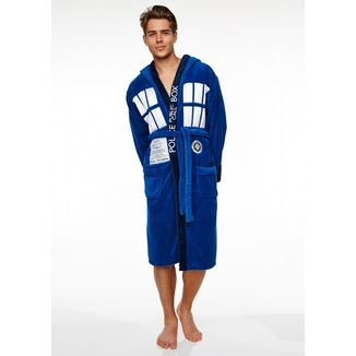 Bata Polar TARDIS Doctor Who