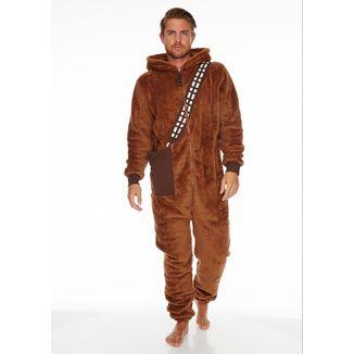 Pijama Chewbacca Star Wars Jumpsuit