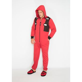 Deadpool Pijamas Marvel Comics Jumpsuit