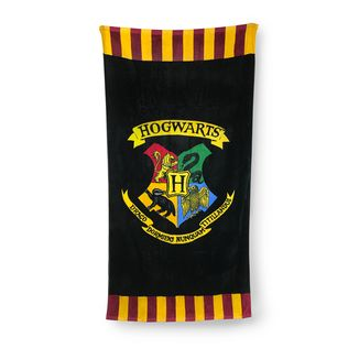 Hogwarts Towel Harry Potter