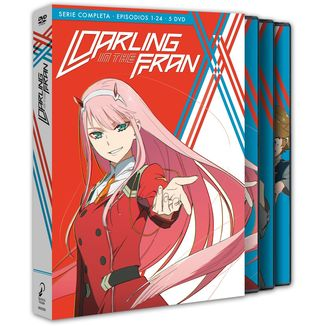 Darling In The Franxx Serie Completa DVD