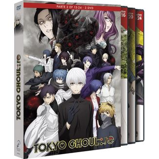 Part 2 Tokyo Ghoul: Re DVD