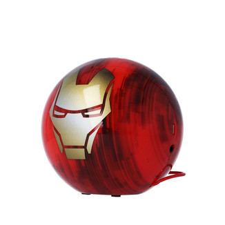 Mini Altavoz Portatil - Iron Man