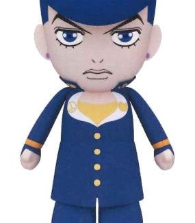 Plush doll Josuke Higashikata Jojo's Bizarre Adventure