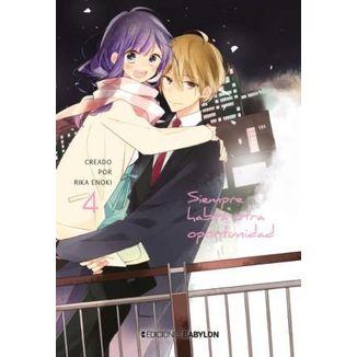Siempre Habra Otra Oportunidad #04 Manga Oficial Ediciones Babylon (spanish)