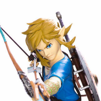 Link F4F Figure The Legend of Zelda Breath of the Wild