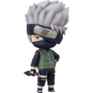 Figura Naruto Shippuden - Kakashi Hatake - Nendoroid