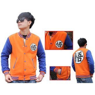 Hoodie Dragon Ball - Goku #01 - STOCK