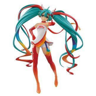 Figura Vocaloid - Miku Racing 2016 - SQ
