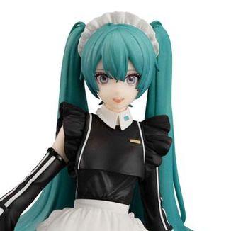 Figura Hatsune Miku Sporty Maid Ver Vocaloid Noodle Stopper