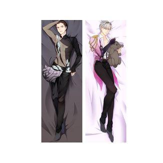 Dakimakura Yuri on Ice!! - Yuri & Victor #01 (150x50cm)