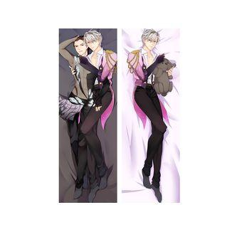 Dakimakura Yuri on Ice!! - Yuri & Victor #02 (150x50cm)