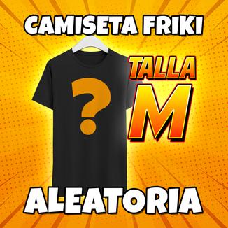 Camiseta Friki Aleatoria Talla M Regalo JUMP