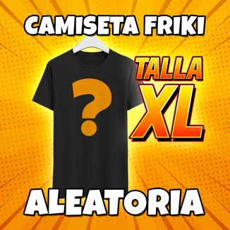 Camiseta Friki Aleatoria Talla XL Regalo JUMP