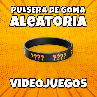Rubber bracelet Videogames Random Gift JUMP