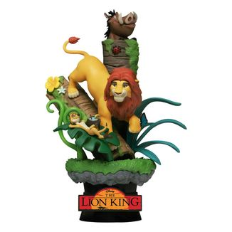 The Lion King New Version Figure Disney Class Series D-Stage