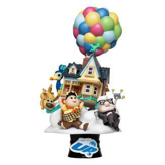 Up Figure Disney Pixar D-Stage