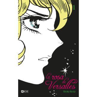 La Rosa de Versalles #01 Manga Oficial ECC Ediciones
