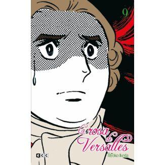 La Rosa de Versalles #09 Manga Oficial ECC Ediciones