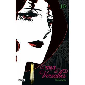 La Rosa de Versalles #10 Manga Oficial ECC Ediciones (spanish)