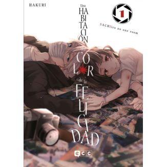Una Habitación del Color de la Felicidad #01 Manga Oficial ECC Ediciones (spanish)
