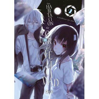 Una Habitacion del Color de la Felicidad #02 Manga Oficial ECC Ediciones
