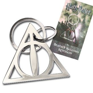 Llavero Harry Potter - Reliquias de la Muerte