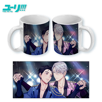Taza Yuri on Ice!! - Love