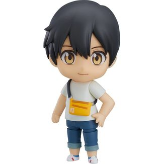Morishima Hodaka Nendoroid 1198 Weathering with You