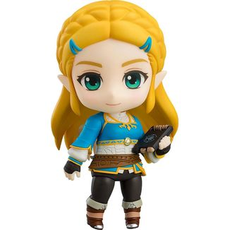 Zelda Nendoroid 1212 The Legend of Zelda Breath of the Wild