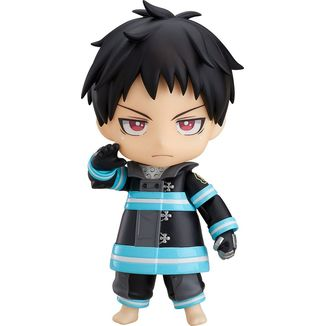 Shinra Kusakabe Nendoroid 1235 Fire Force