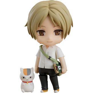 Nendoroid 1245 Takashi Natsume & Nyanko Sensei Natsume Yujin-cho