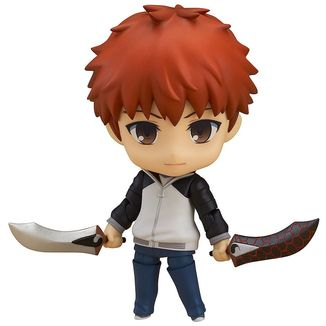 Shirou Emiya Nendoroid 555 Fate Stay Night