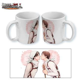 Mug Attack on Titan - Kiss