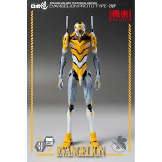 Figura Proto Type 00 Evangelion New Theatrical Edition Robo Dou