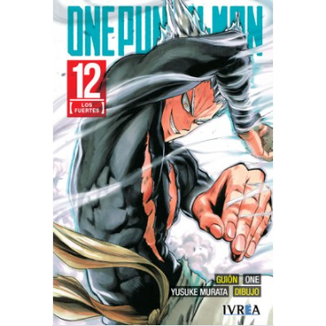 One Punch Man #12 (Spanish) Manga Oficial Ivrea