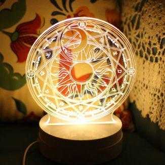 Lampara LED Card Captor Sakura - 3 Colores