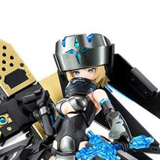 Model Kit Bullet Knights Exorcist Widow Megami Device