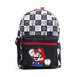 Mochila Nintendo - Mario
