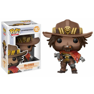 Figura Overwatch - McCree - Funko POP!