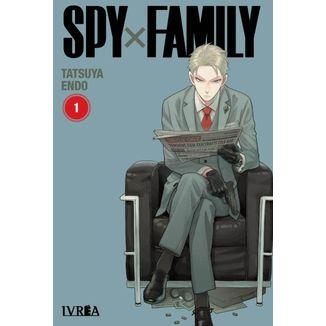 Spy X Family #01 Manga Oficial Ivrea (spanish)