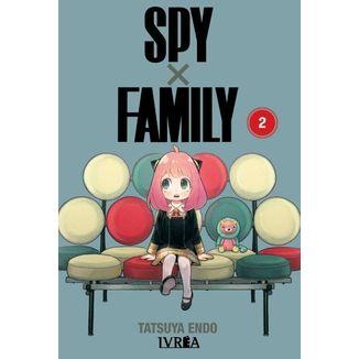 Spy X Family #02 Manga Oficial Ivrea