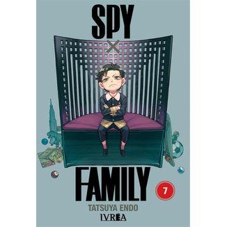 Spy X Family #07 Manga Oficial Ivrea (spanish)