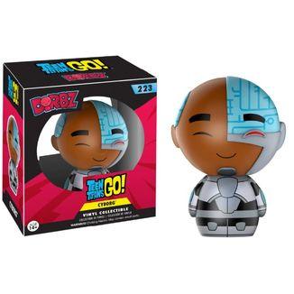 Figure Teen Titans Go! - Cyborg - Dorbz