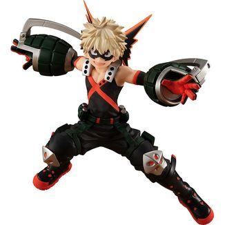 Katsuki Bakugo Hero Costume Figure My Hero Academia Pop Up Parade