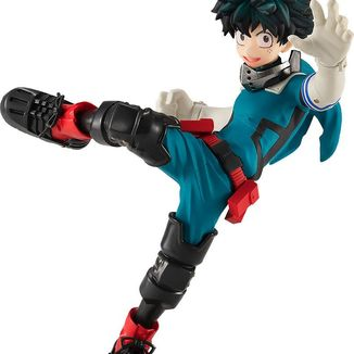 Izuku Midoriya Hero Costume Figure My Hero Academia Pop Up Parade