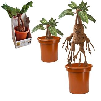 Mandrake Sound Plush Harry Potter